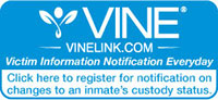 Click or activate here to be taken to this inmates vine link page.